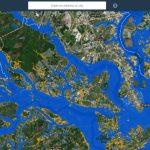 Sea Level Rise Viewer   Florida Sea Rise Map