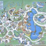 Sea World Orlando   Theme Park Brochures | Disney Vacation | World   Seaworld Orlando Map 2017 Printable