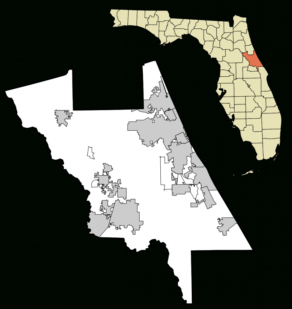 Seabreeze, Florida - Wikipedia - Seabreeze Florida Map
