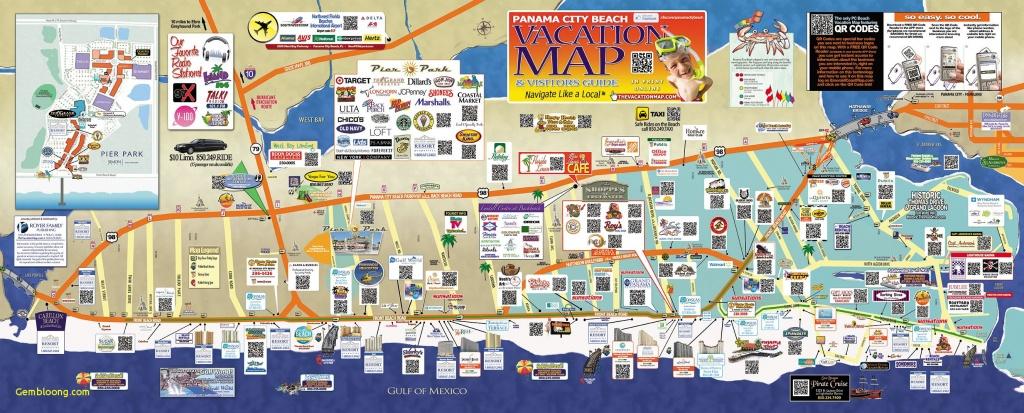 Seahaven Beach Resort Panama City Beach Fl - Sailsanfrancisco - Map Of Panama City Beach Florida