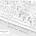 Seaside Florida Map   Click Properties On Map To View Details | Maps   Where Is Seaside Florida Located On Map