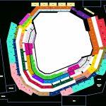 Seat Map For The New Stadium : Texasrangers   Texas Rangers Seat Map