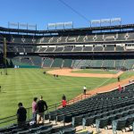 Seat Selector — Rangerfans   Texas Rangers Seat Map