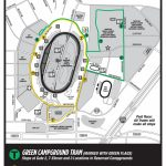 Seating Chart And Facility Maps   Texas Motor Speedway Map
