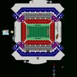 Seating Information – Raymond James Stadium   University Of Florida Football Stadium Map