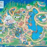Seaworld Orlando   Carte   Orlando Map, Orlando Theme Parks Et - Sea World Florida Map