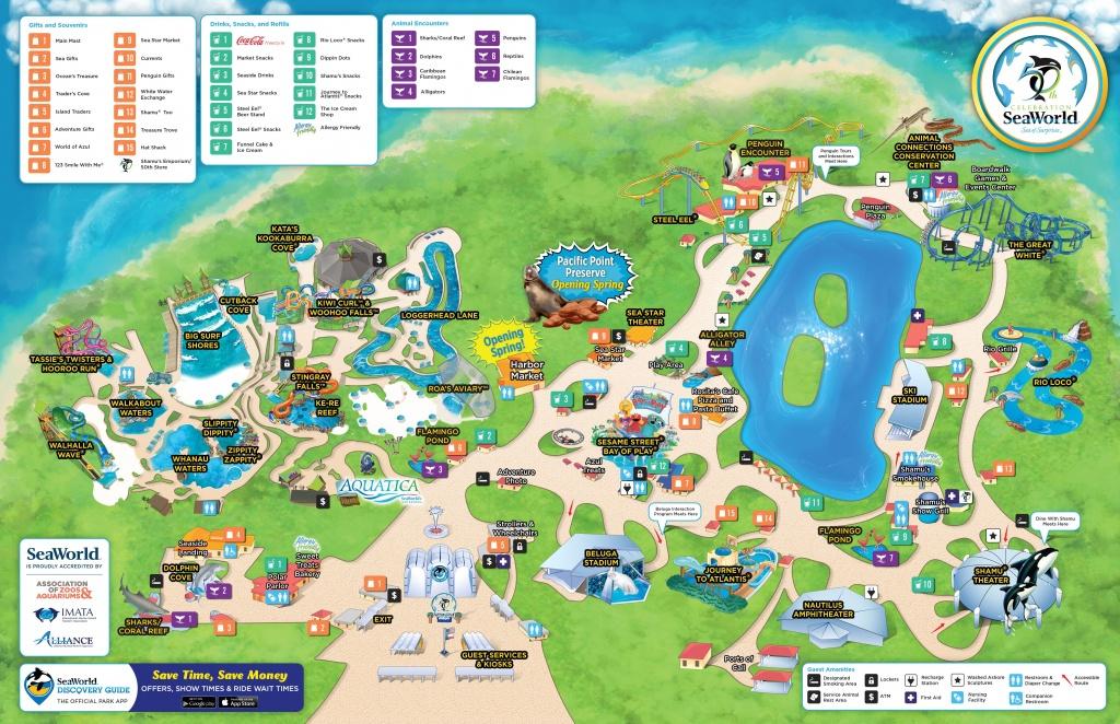 Seaworld Orlando Map Pdf New San Antonio Filefile Us Within Sea - Seaworld Orlando Map 2018 Printable