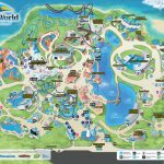 Seaworld   Park Information And Guide Map For Seaworld Orlando   Seaworld Orlando Map 2017 Printable