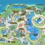 Seaworld Parks & Entertainment   Know Before You Go   Seaworld - Sea World Florida Map