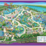 Seaworld Parks Orlando Tickets   Discount 3-Day Multi-Park Passes - Sea World Florida Map