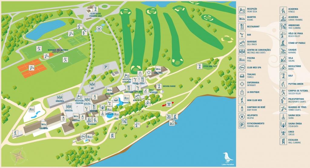 Séjours Tout Compris Avoriaz | Club Med - Club Med Florida Map