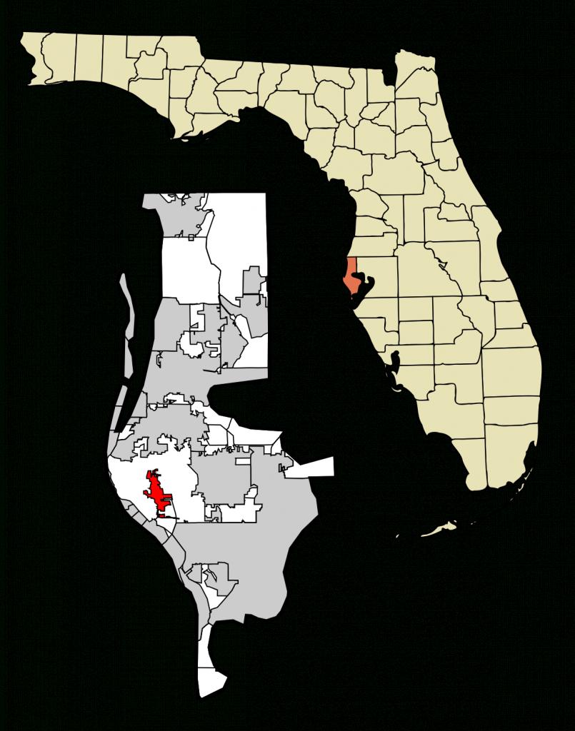 Seminole, Florida - Wikipedia - Seminole Florida Map