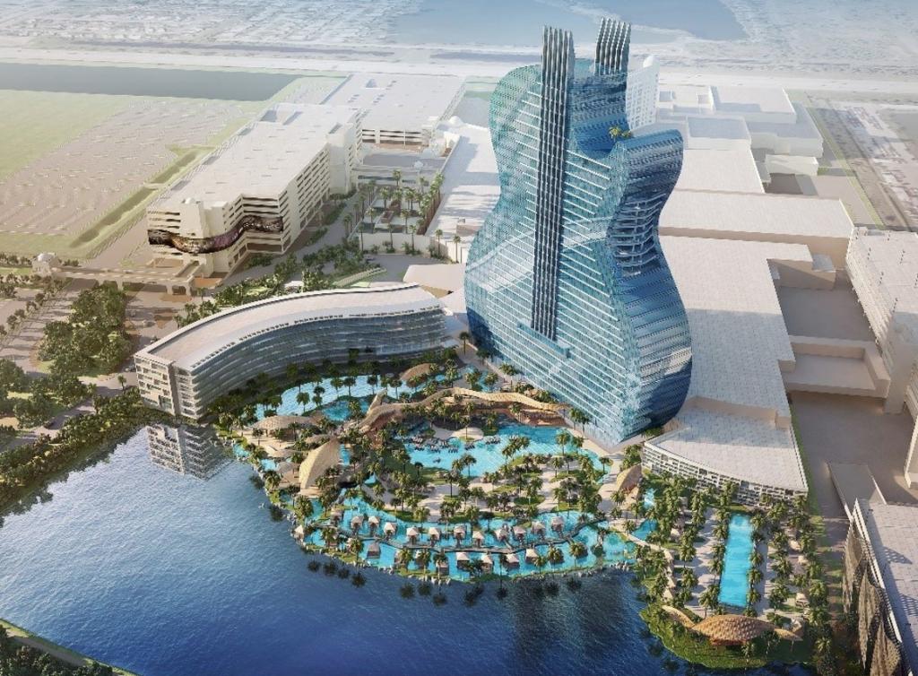 Seminole Hard Rock Casinos In Tampa And Hollywood Prepare To Open - Map Of Seminole Casinos In Florida