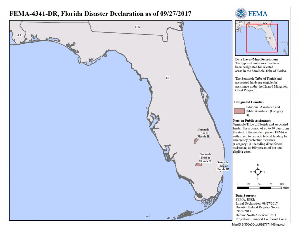 Seminole Tribe Of Florida Hurricane Irma - Seminole Tribe Of Florida - Native American Tribes In Florida Map