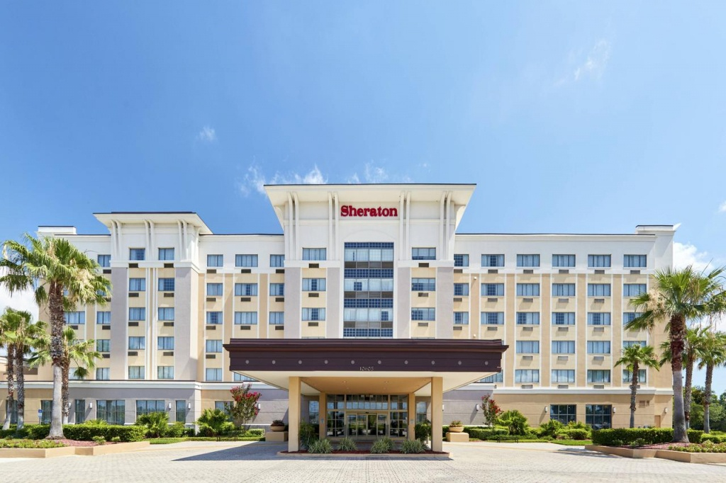 Sheraton Jacksonville Hotel, Fl - Booking - Map Of Hotels In Jacksonville Florida