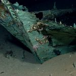 Shipwreck Discovered 4,363 Feet Down In Gulf Of Mexico Called   Texas Gulf Coast Shipwrecks Map