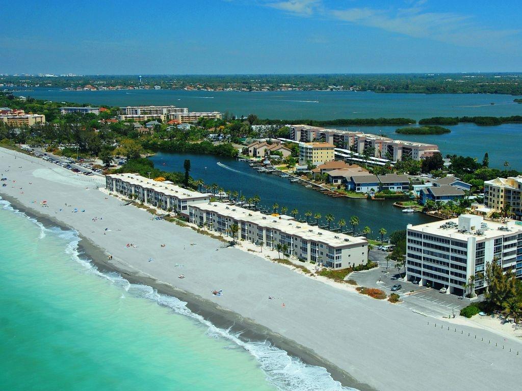 Siesta Key - Beachfront Condo - 2 Br – Free Boat Docks - Upscale - Map Of Siesta Key Florida Condos