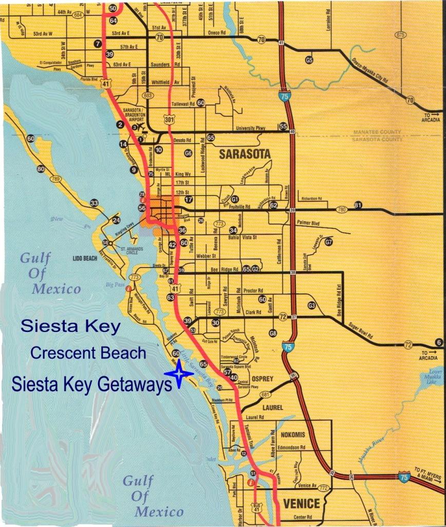 Siesta Key Florida Wallpaper - Wallpapersafari - Siesta Beach Sarasota Florida Map
