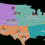 Silicon Maps | Promotional Industry Maps For High Tech And Biotech   Florida Tech Map