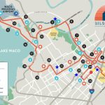 Silo District Marathon Map   Full Marathon Waco | Magnolia   Google Maps Waco Texas