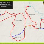 Silver Springs River Trails | Florida Hikes!   Silver River Florida Map