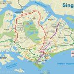 Singapore Maps - Top Tourist Attractions - Free, Printable City - Big Island Map Printable