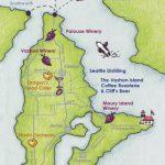 Sip Vashon   Vashon Maury Island Chamber Of Commerce   Vashon Island Map Printable