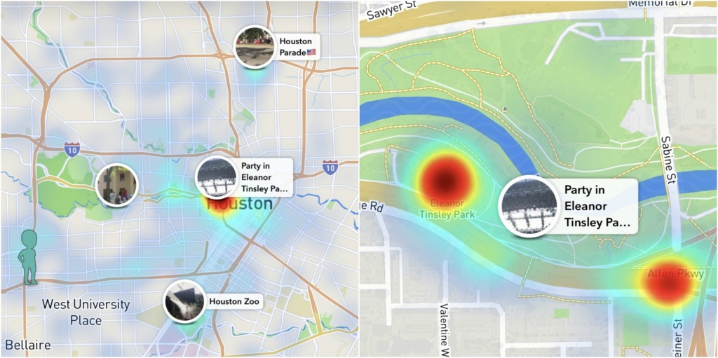 Snapchat Map Raises Safety Questions About Youngsters - Sexual Predator Map Texas