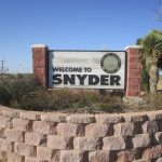 Snyder, Texas   Wikipedia   Snyder Texas Map