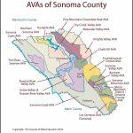 Sonoma – California – Swe Map 2017 – Wine, Wit, And Wisdom   Sonoma California Map