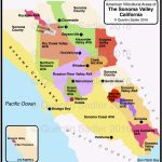 Sonoma Valley California Map | Secretmuseum   Sonoma California Map