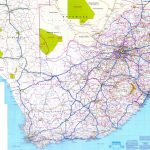 South Africa Maps | Printable Maps Of South Africa For Download - Printable Map Of South Africa