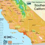 South California Plant Hardiness Zone Map • Mapsof   Plant Zone Map California