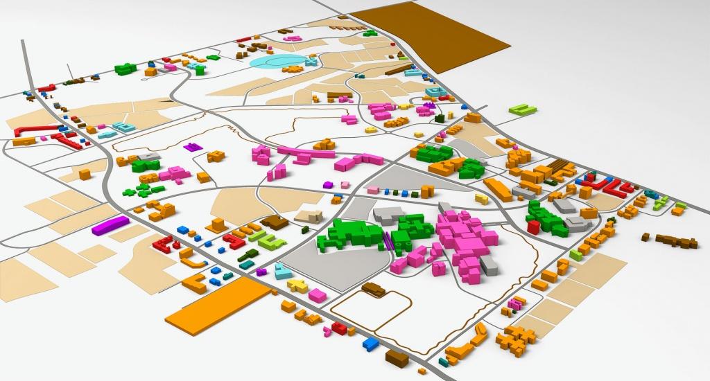 South Texas Medical Center Map | Pixelnate - Texas Medical Center Map