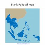 Southeast Asia Map Free Templates   Free Powerpoint Templates   Printable Blank Map Of Southeast Asia