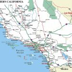 Southern California   Aaccessmaps   Road Map Of Southern California