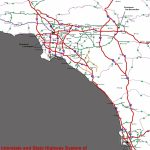 Southern California Freeways   Wikipedia   Map Of Southern California Freeway System