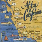Southern California Missions Map Earlier This Year I Visited All 21   Southern California Missions Map