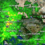 Southern California Weather Forecast   Los Angeles, Orange County   Doppler Map California