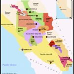 Southern California Wineries Map Sonoma Valley Quentin Sadler S Wine - Florida Winery Map