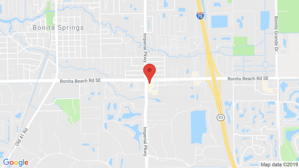 Southwest Florida Performing Arts Center - Shows, Tickets, Map - Bonita Beach Florida Map