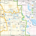Southwest Florida Water Management District  Polk County, September   Lake Alfred Florida Map