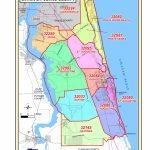 St Augustine Zip Code Map | Woestenhoeve   St Augustine Florida Map