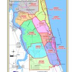 St. Johns County Zip Codes   Map Of St Johns County Florida