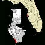 St. Pete Beach, Florida - Wikipedia - Where Is Madeira Beach Florida On A Map