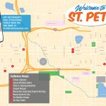St. Pete Map & Things To Do   Map Of St Petersburg Florida Area
