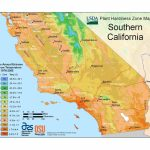 State Maps Of Usda Plant Hardiness Zones   Usda Zone Map Florida