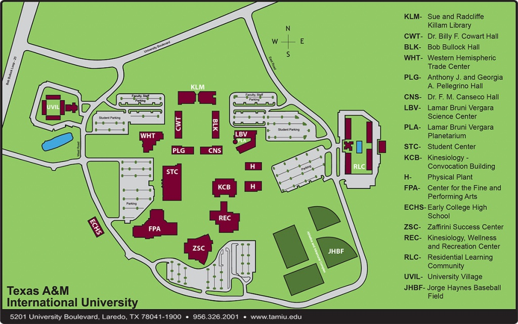 Stc Campus Map | Woestenhoeve - South Texas College Mid Valley Campus Map