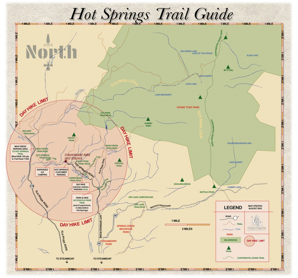 Steamboat Colorado Natural Springs - Natural Hot Springs California Map