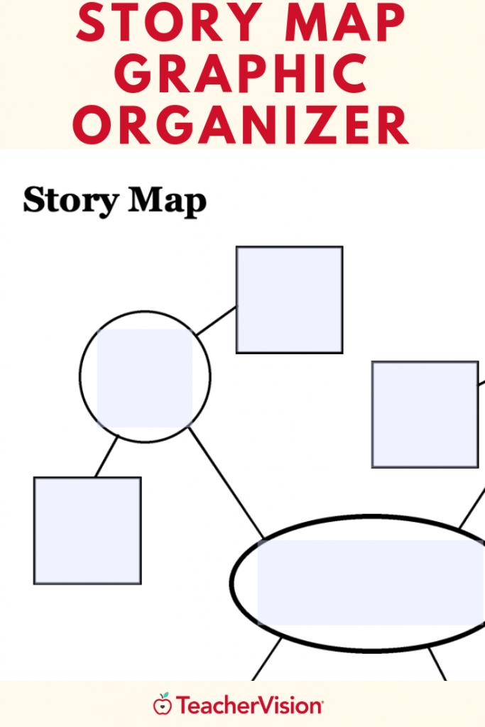 Story Map Graphic Organizer | Graphic Organizers | Graphic - Printable Story Map Graphic Organizer